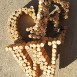 How to Make a Cork Letter