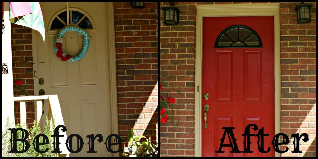 happy house face lift @3littlegreenwoods.com