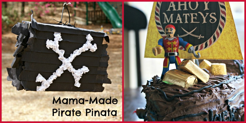 DIY Pirate Party @ 3littlegreenwoods