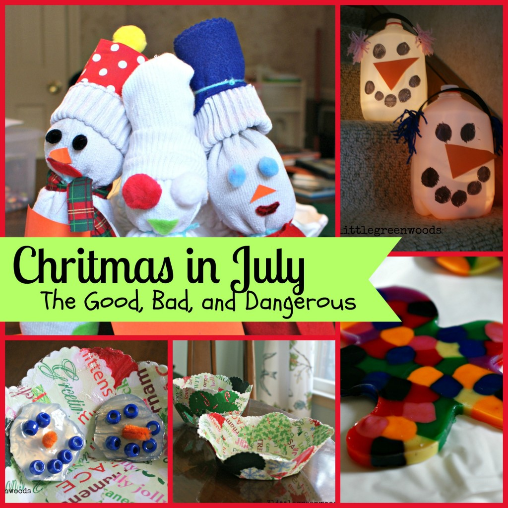 Christmas in July! @ 3littlegreenwoods