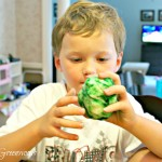 Summer Activities for Kids: Homemade Play Dough Recipe