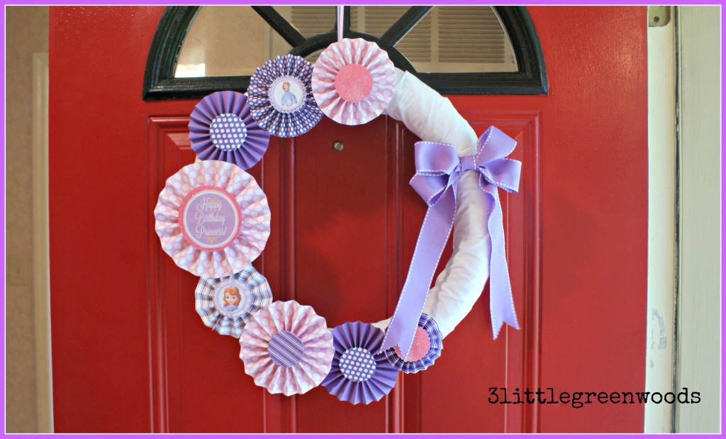 princess wreath