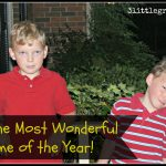 Cue the Hallelujah Choir – It's Back to School!
