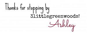 @ 3littlegreenwoods