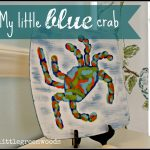 Hello little blue crab!