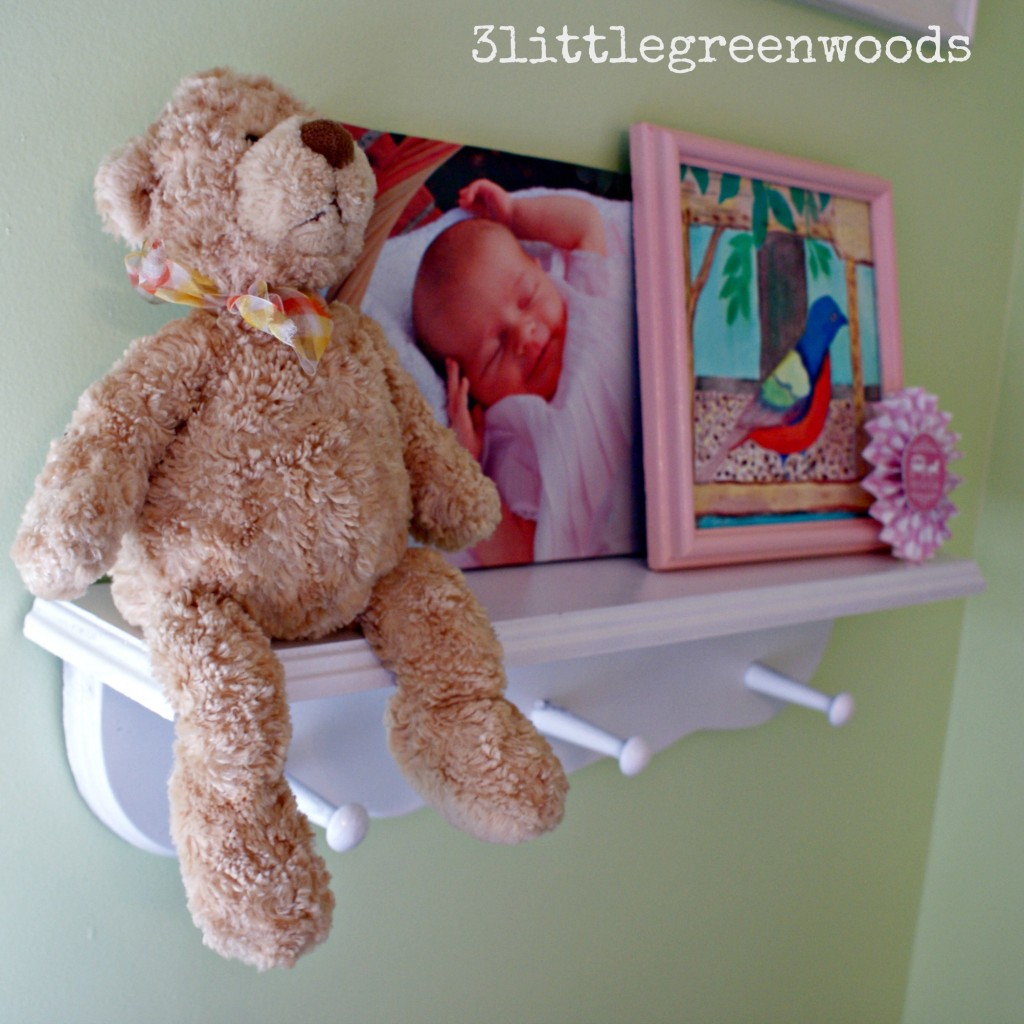 The Rock-a-baby Corner @ 3littlegreenwoods