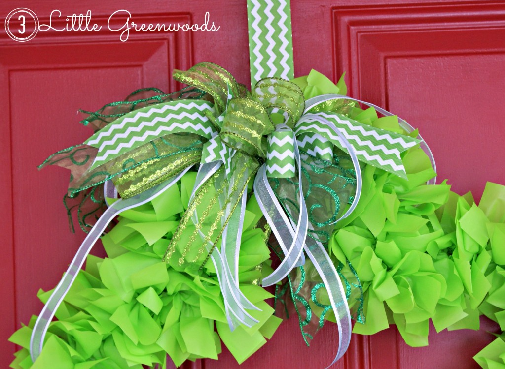 easy St Patrick's Day decor
