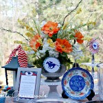 Race Day Tablescape