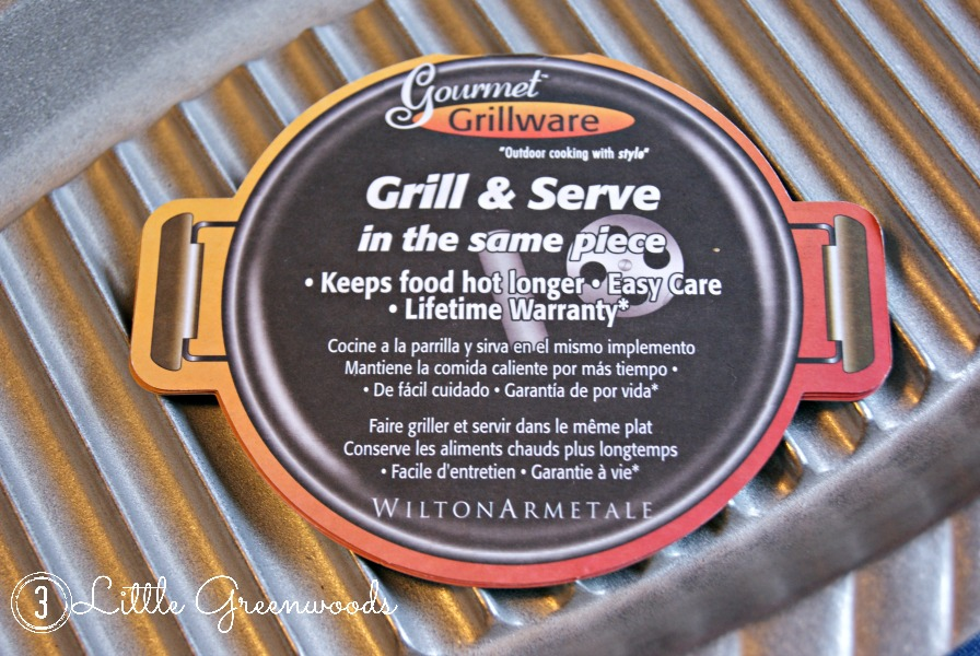 Grilled Fish Tacos with Gourmet Grillware by 3 Little Greenwoods