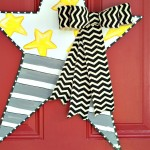Celebrate Summer with a DIY Star Door Decor!