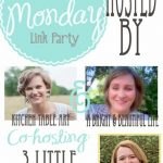 Co-Hosting at Making Monday Link Party