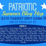 Patriotic Summer Blog Hop & Giveaway!