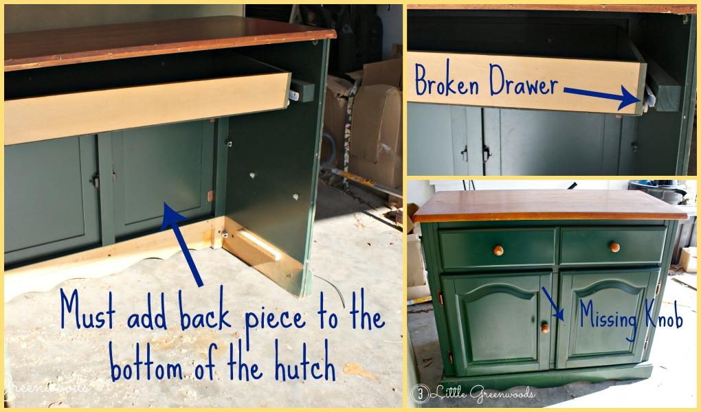 hutch repairs
