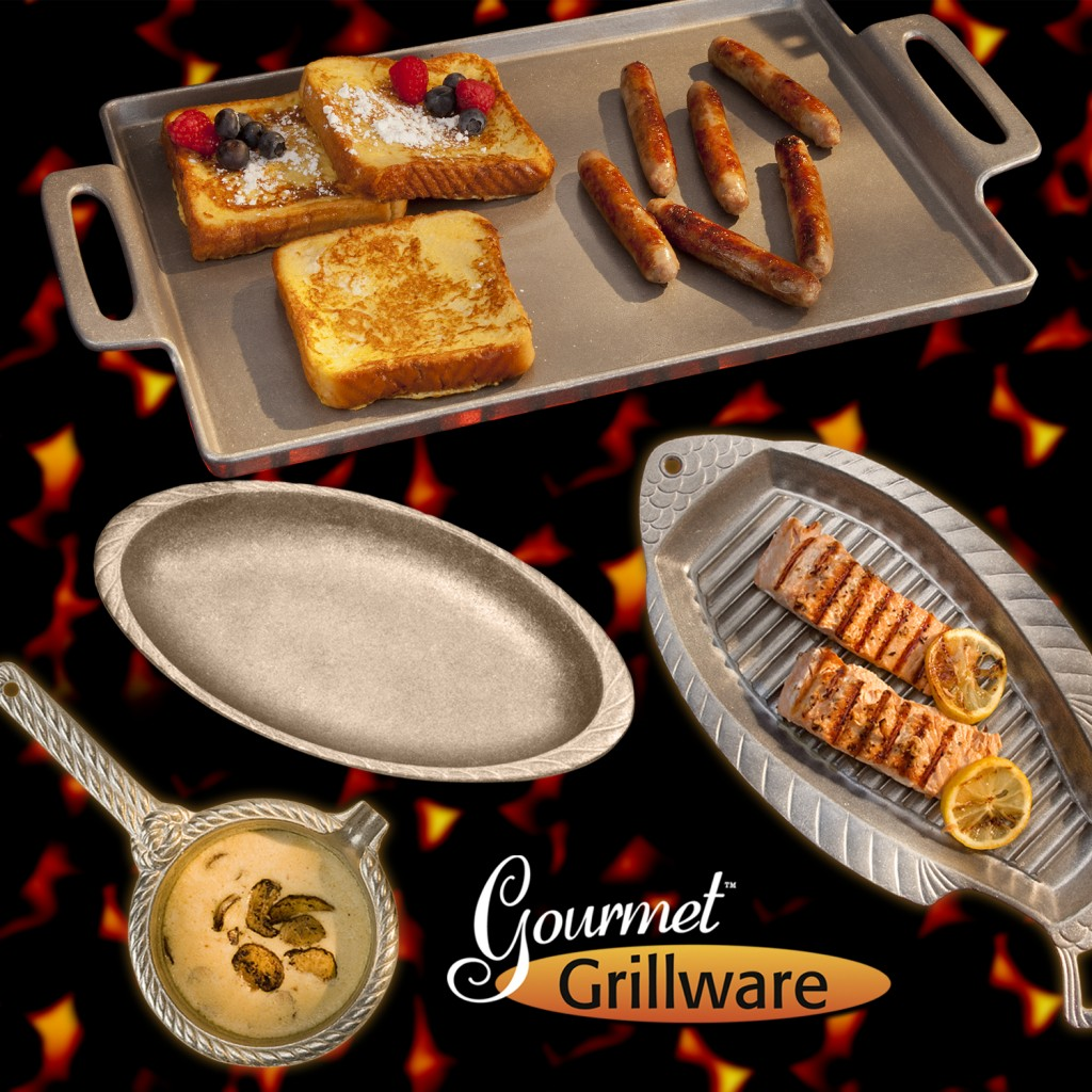 Gourmet Grillware Giveaway