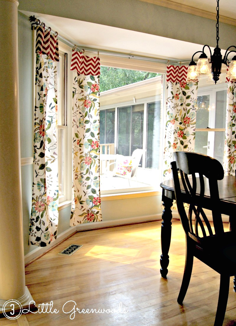 How To Make A Door Curtain Panel