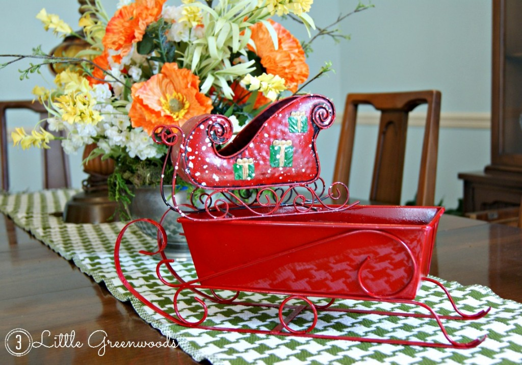 Christmas in July {3littlegreenwoods.com}