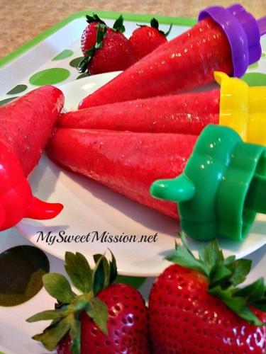 Copycat Outshine Strawberry Fruit Bar Recipe 4
