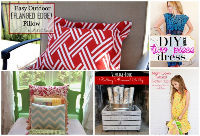 SHOWLicious Craft & Recipe Party Feature by 3 Little Greenwoods