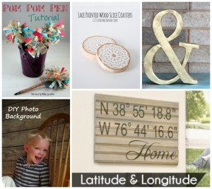 Show-Licious Craft & Recipe Party by 3 Little Greenwoods