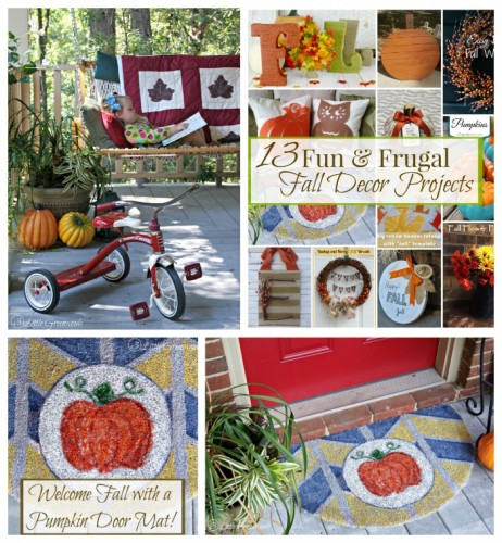 Show Me Saturday Weekly Projects by 3 Little Greenwoods
