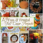 13 Fun and Frugal Fall Projects
