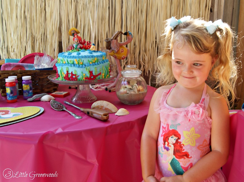 Mermaid Birthday Party Bash by 3 Little Greenwoods