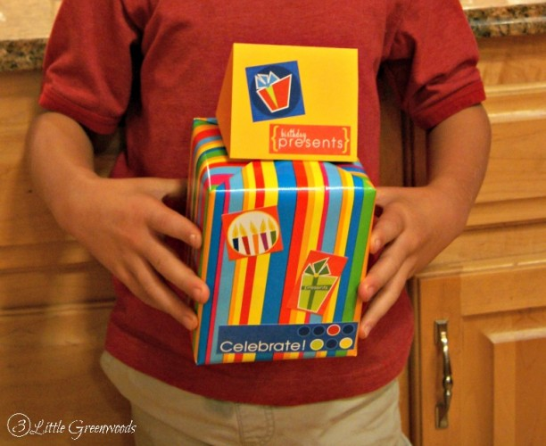 Teen Birthday Gift: Box of Money! by 3 Little Greenwoods