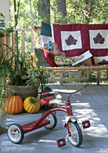 Fall Home Tour 2015 with 3 Little Greenwoods