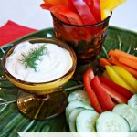 How I Met My Mother-in-Law Over Dill Dip {Recipe Included}