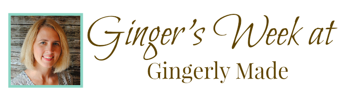 Ginger's Week Image