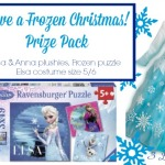 """Have a Frozen Christmas!"" Giveaway"
