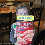 Easy Snacks for Thanksgiving ~ Hot Pockets!