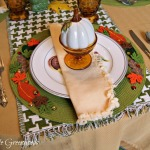 Our Thanksgiving Table 2014