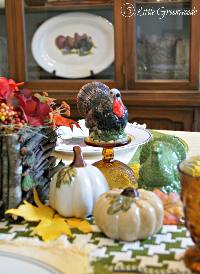 Come be the guest of honor at our Thanksgiving Table