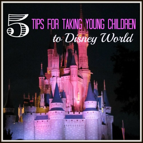 5 Tips for Taking Young Children to Disney World