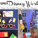 Surprise! We are Going on a Disney World Vacation! {The Big Reveal}