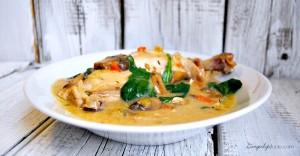 Chicken Fricassee Recipe: Wonderful Weeknight Meal
