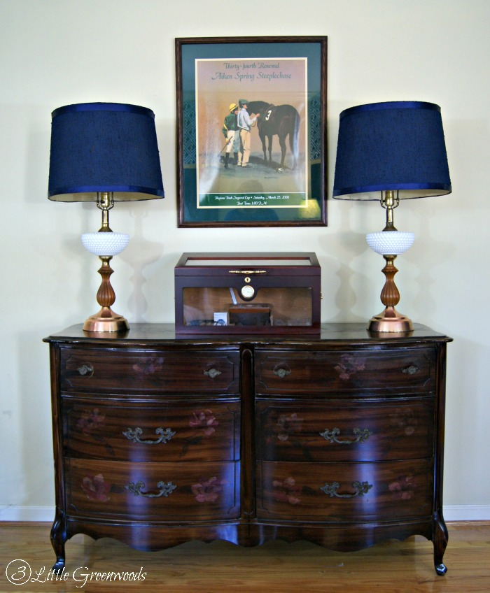 A Southern Gentleman's Home Office