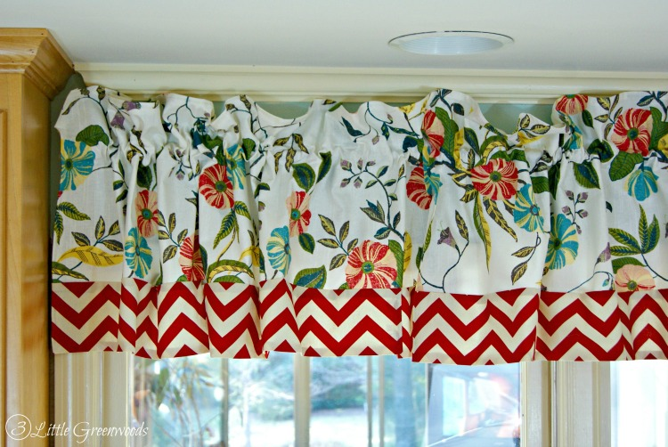how to make ruffled stand up on net curtains