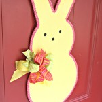 Easter PEEPS Door Decor