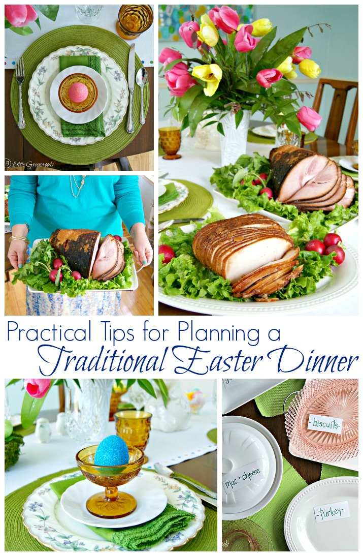 Practical Tips for Planning a Traditional Easter Dinner by 3 Little Greenwoods