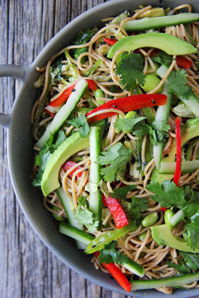 Chilled-Noodle-Salad-with-Ginger-Wasabi-Dressing