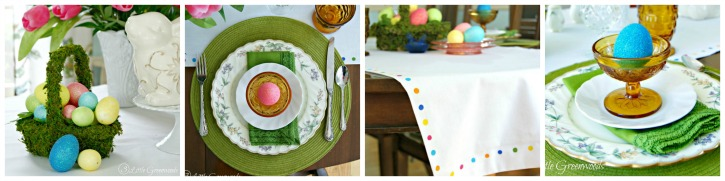 Easter Crafts and Spring Decorating Ideas