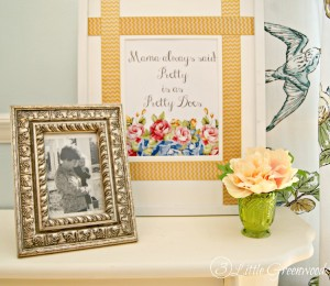 Celebrate your Mother with FREE Mother's Day Printables from 3 Little Greenwoods These printables make a sweet, inexpensive Mother's Day gift!