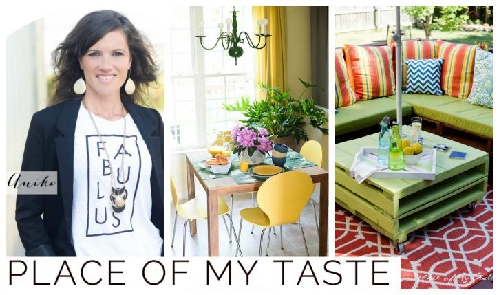 Summer Spotlight: Aniko from Taste of My Taste