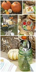 Fabulous party planning tips for Holiday Entertaining! Perfect for Fall or Thanksgiving Party ~ Host an Adult Macaroni and Cheese Bar! // 3 Little Greenwoods
