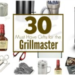 Grillmaster Must Haves ~ Gift Guide for Men