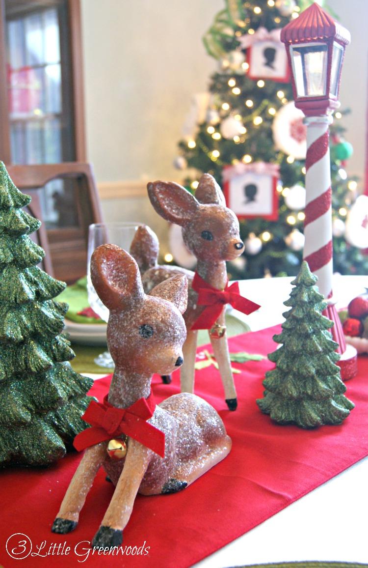 Sensational Christmas Dining Room Holiday Home Tour Complete Home Design Collection Barbaintelli Responsecom