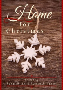 Home For Christmas Blog Hop #HomeForChristmas