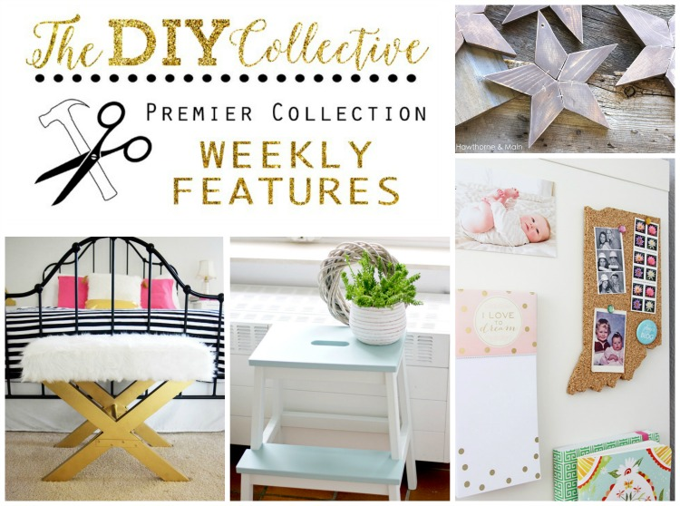 The DIY Collective Weekly Features 1.14.16